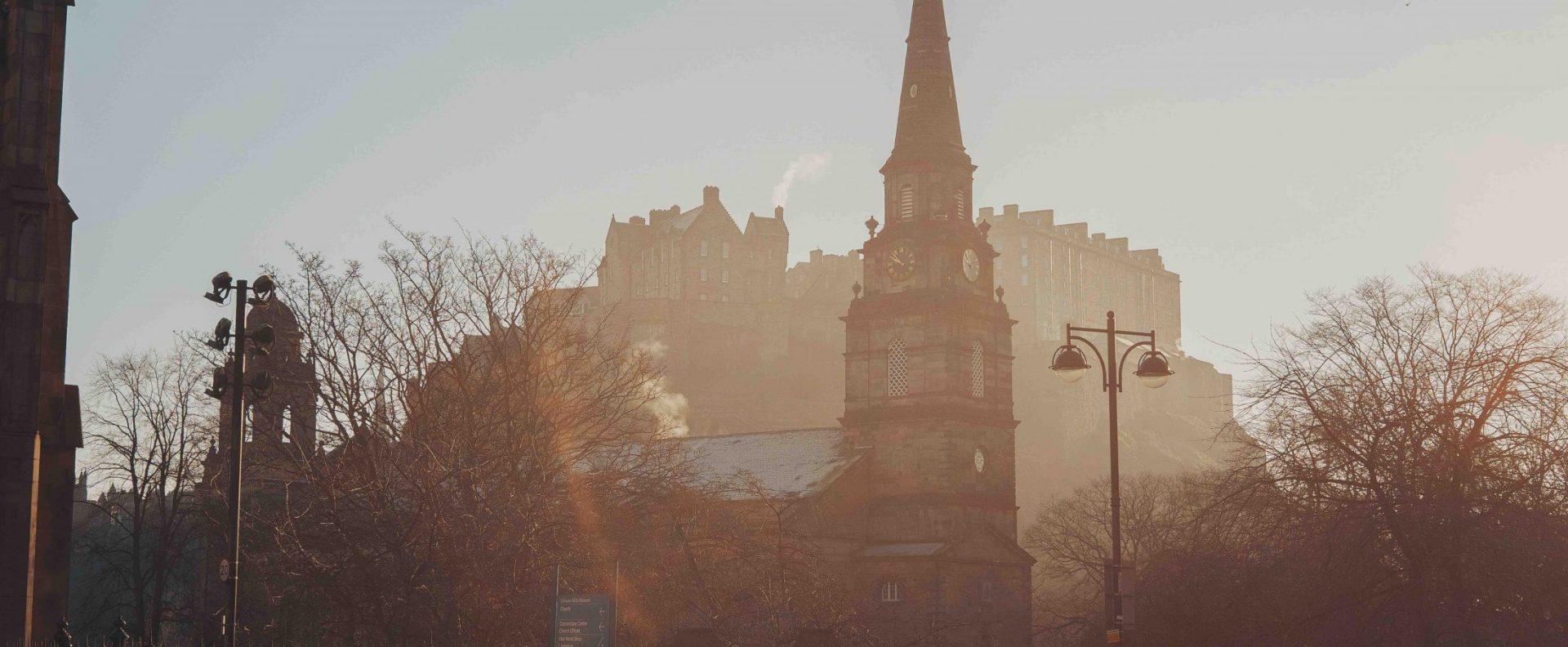 Edinburgh this Spring