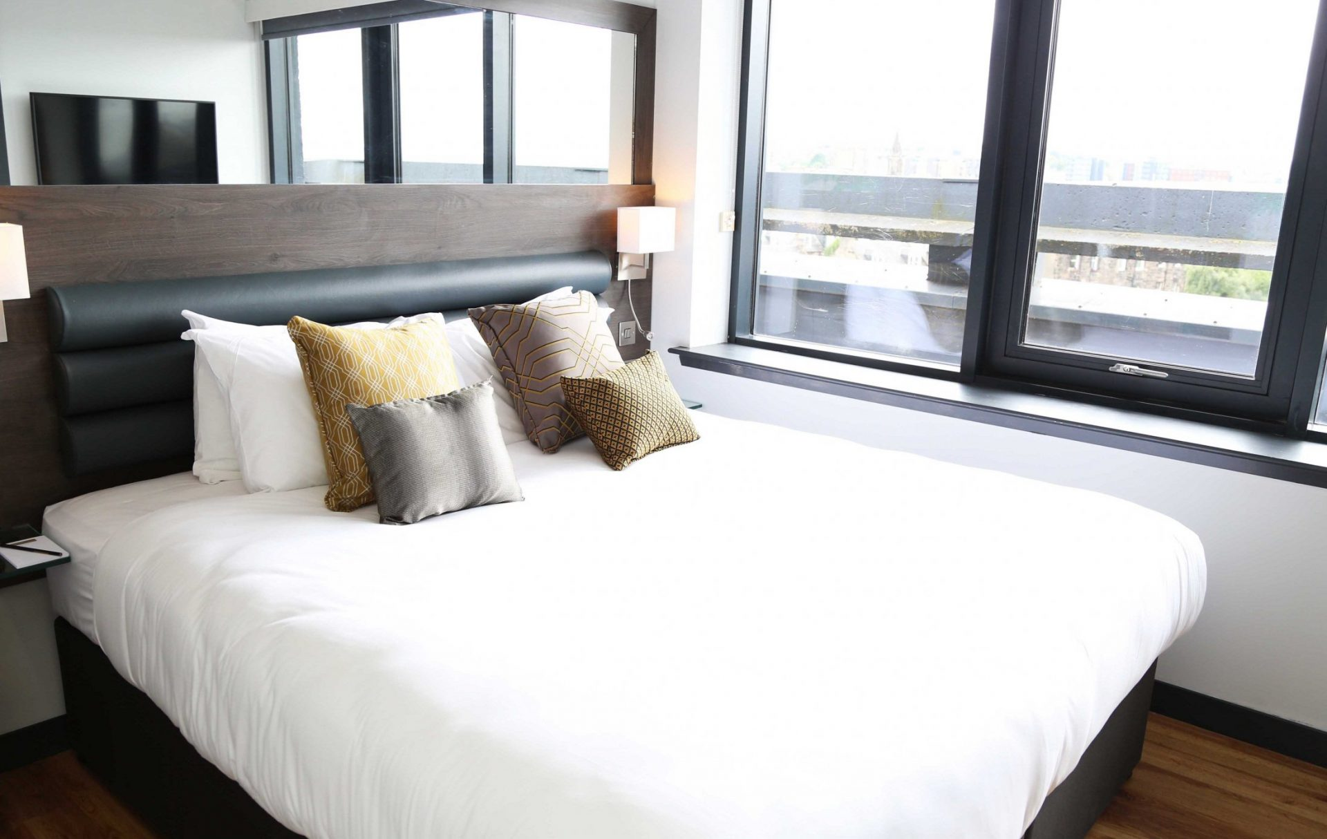 Corporate bookings at the Haymarket Hub Hotel